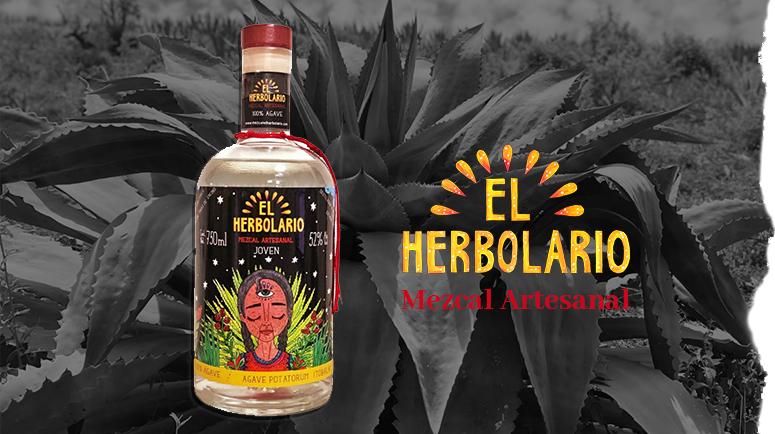 Mezcal Artesanal El Herbolario